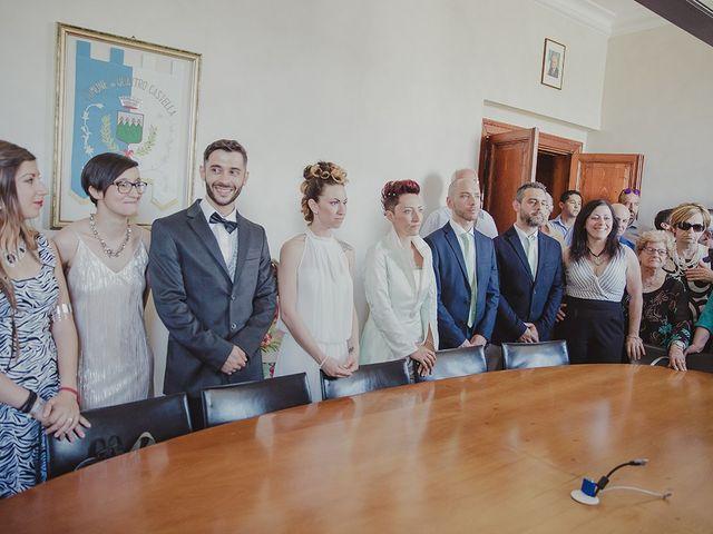 Il matrimonio di Silvia e Erica a Reggio nell'Emilia, Reggio Emilia 75