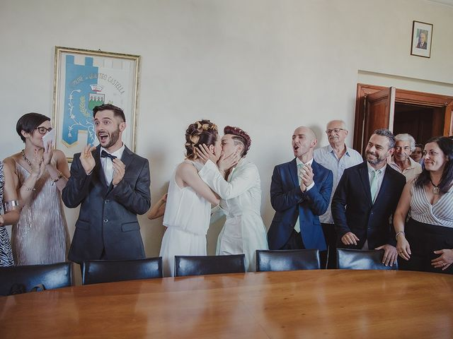 Il matrimonio di Silvia e Erica a Reggio nell'Emilia, Reggio Emilia 77