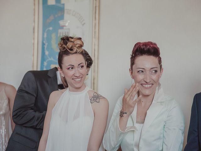 Il matrimonio di Silvia e Erica a Reggio nell'Emilia, Reggio Emilia 79