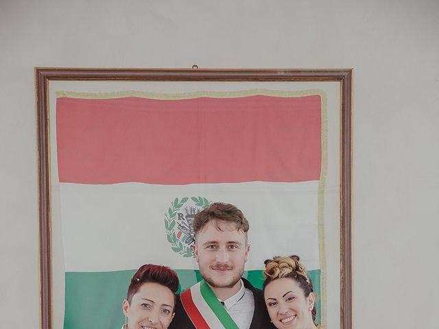 Il matrimonio di Silvia e Erica a Reggio nell'Emilia, Reggio Emilia 87