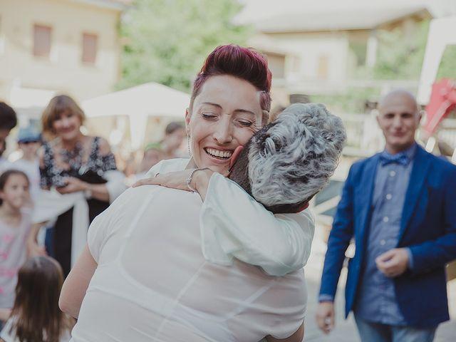 Il matrimonio di Silvia e Erica a Reggio nell'Emilia, Reggio Emilia 88