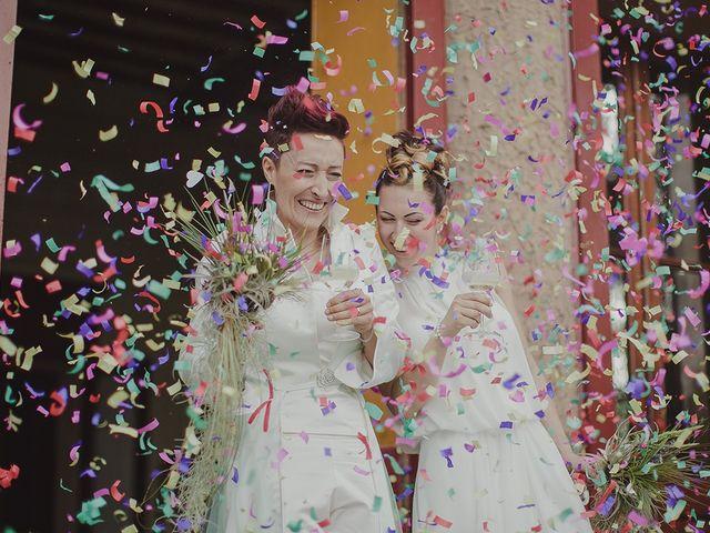 Il matrimonio di Silvia e Erica a Reggio nell'Emilia, Reggio Emilia 132