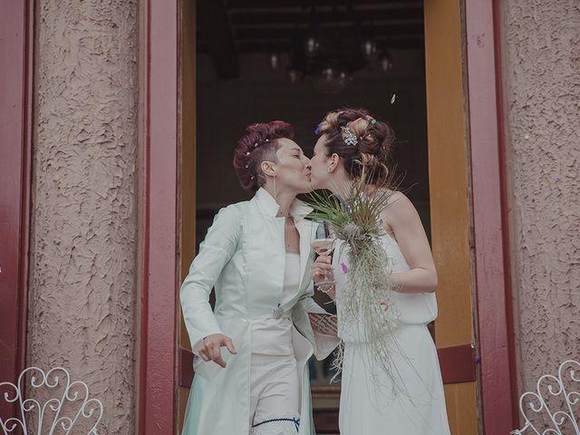 le nozze di Erica e Silvia