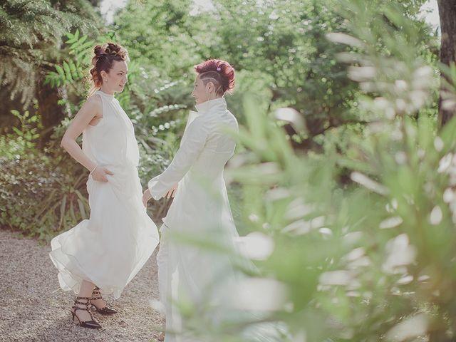 Il matrimonio di Silvia e Erica a Reggio nell'Emilia, Reggio Emilia 145