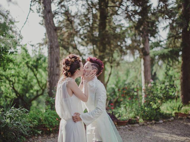 Il matrimonio di Silvia e Erica a Reggio nell'Emilia, Reggio Emilia 146