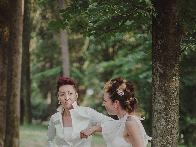Il matrimonio di Silvia e Erica a Reggio nell'Emilia, Reggio Emilia 149