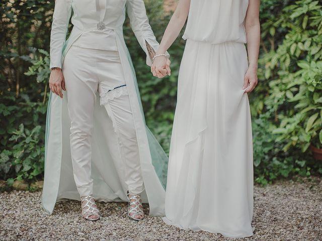 Il matrimonio di Silvia e Erica a Reggio nell'Emilia, Reggio Emilia 159