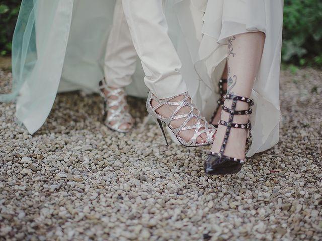 Il matrimonio di Silvia e Erica a Reggio nell'Emilia, Reggio Emilia 160