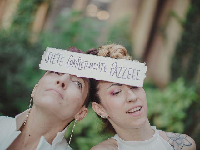 Il matrimonio di Silvia e Erica a Reggio nell'Emilia, Reggio Emilia 161