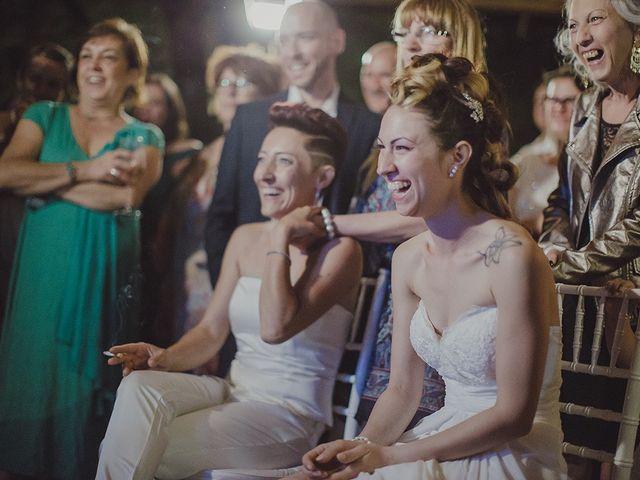 Il matrimonio di Silvia e Erica a Reggio nell'Emilia, Reggio Emilia 196
