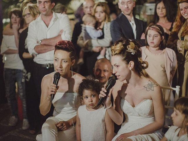 Il matrimonio di Silvia e Erica a Reggio nell'Emilia, Reggio Emilia 201