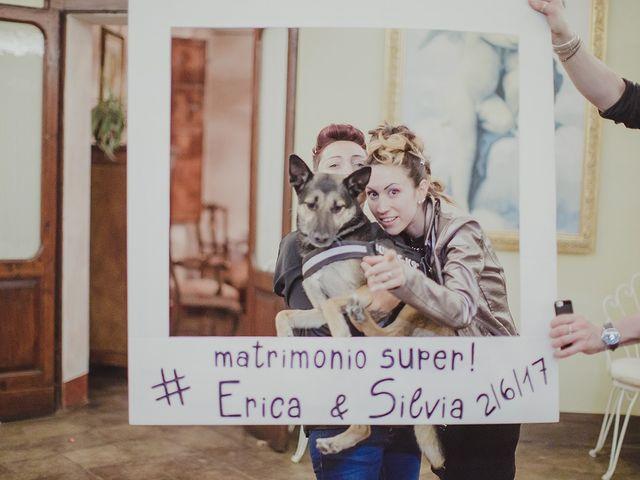 Il matrimonio di Silvia e Erica a Reggio nell'Emilia, Reggio Emilia 214