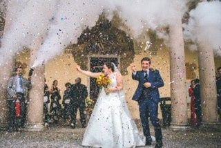 Il matrimonio di Daniele e Laura a Gaggiano, Milano 6