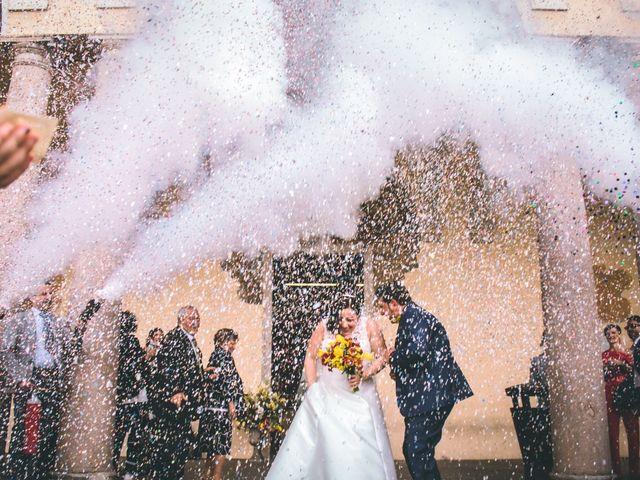 Il matrimonio di Daniele e Laura a Gaggiano, Milano 16
