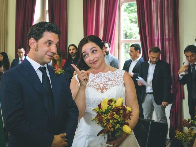 Il matrimonio di Daniele e Laura a Gaggiano, Milano 18