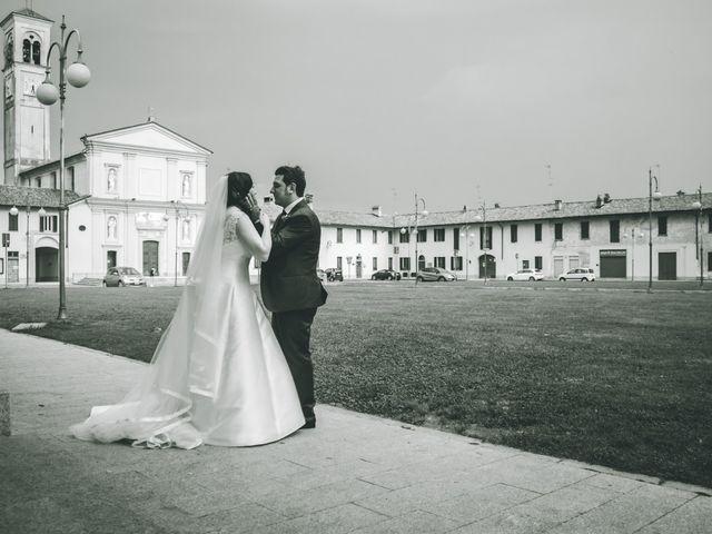 Il matrimonio di Daniele e Laura a Gaggiano, Milano 19