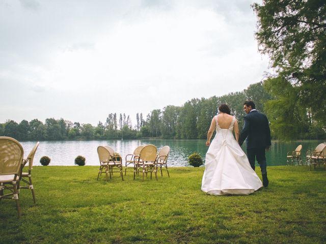 Il matrimonio di Daniele e Laura a Gaggiano, Milano 20