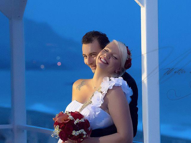 le nozze di Astrid e Walter