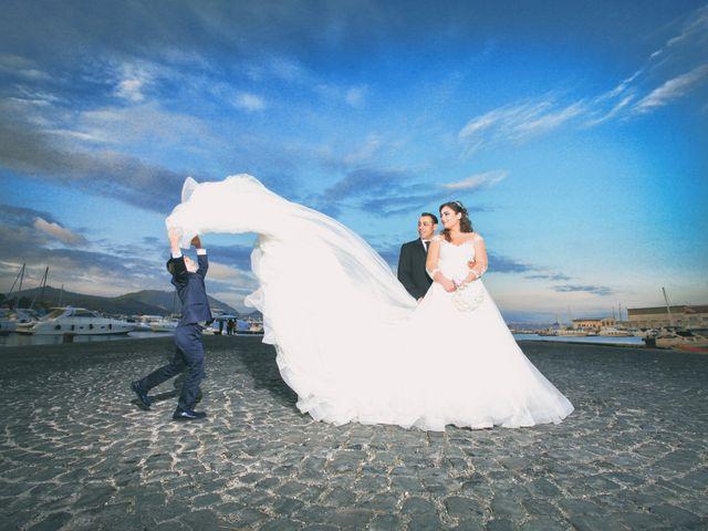 Le nozze di Annarita e Ignazio