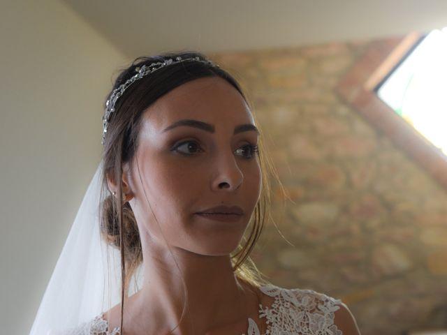Il matrimonio di Mattia e Marta a Campiglia Marittima, Livorno 17