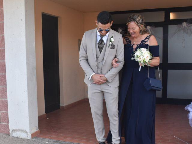Il matrimonio di Mattia e Marta a Campiglia Marittima, Livorno 19