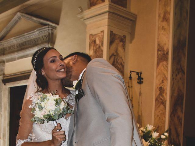 Il matrimonio di Mattia e Marta a Campiglia Marittima, Livorno 20