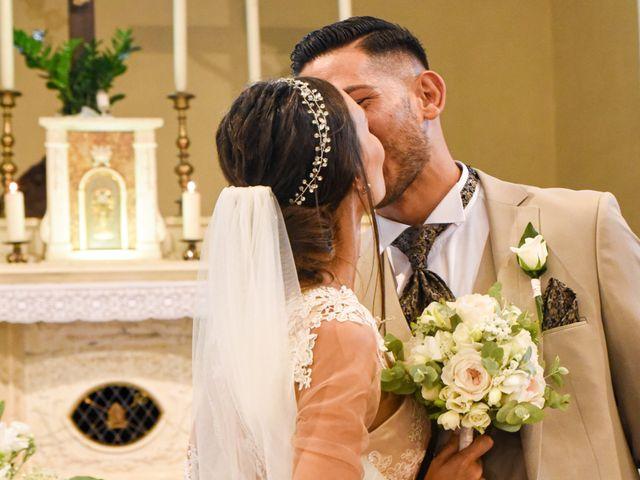 Il matrimonio di Mattia e Marta a Campiglia Marittima, Livorno 21