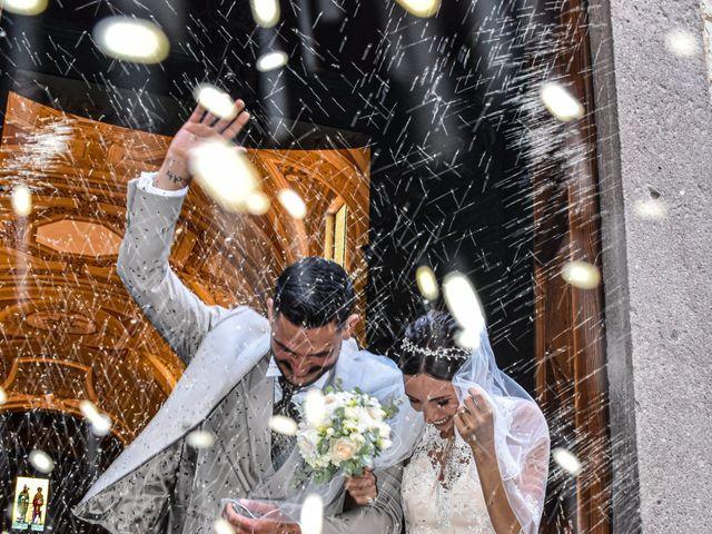 Il matrimonio di Mattia e Marta a Campiglia Marittima, Livorno 22
