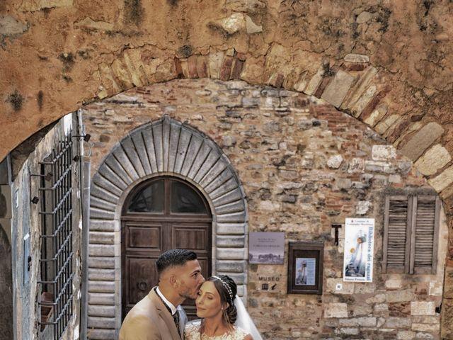 Il matrimonio di Mattia e Marta a Campiglia Marittima, Livorno 26