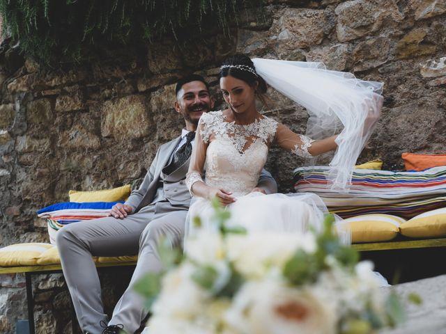 Il matrimonio di Mattia e Marta a Campiglia Marittima, Livorno 27
