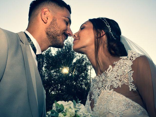 Il matrimonio di Mattia e Marta a Campiglia Marittima, Livorno 1