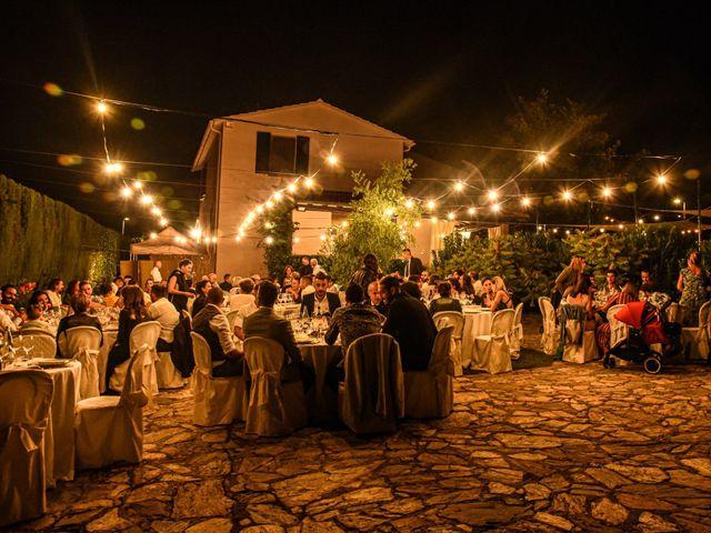 Il matrimonio di Mattia e Marta a Campiglia Marittima, Livorno 41