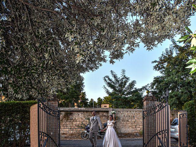 Il matrimonio di Mattia e Marta a Campiglia Marittima, Livorno 42