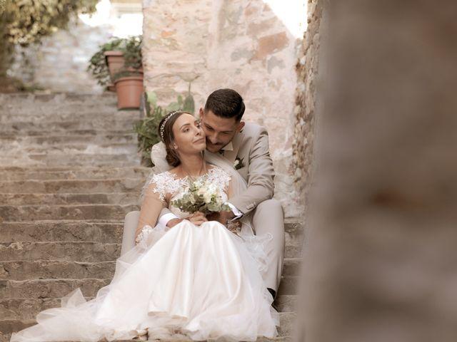 Il matrimonio di Mattia e Marta a Campiglia Marittima, Livorno 44