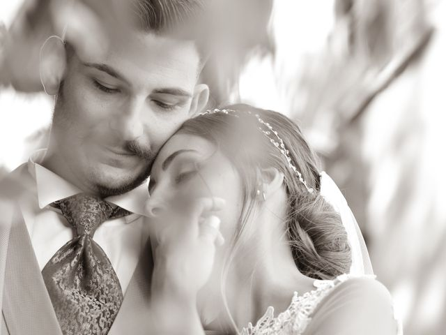 Il matrimonio di Mattia e Marta a Campiglia Marittima, Livorno 45