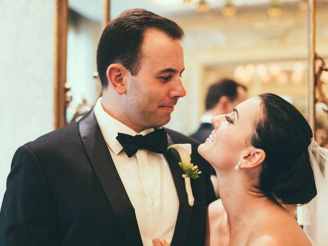 le nozze di Kate e Anthony