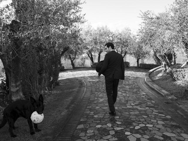 Il matrimonio di Jacopo e Costanza a Poggio Berni, Rimini 5