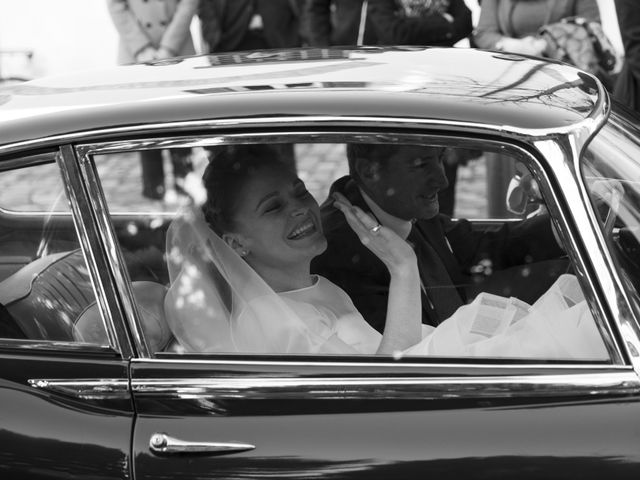 Il matrimonio di Jacopo e Costanza a Poggio Berni, Rimini 14