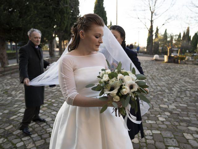 Il matrimonio di Jacopo e Costanza a Poggio Berni, Rimini 15