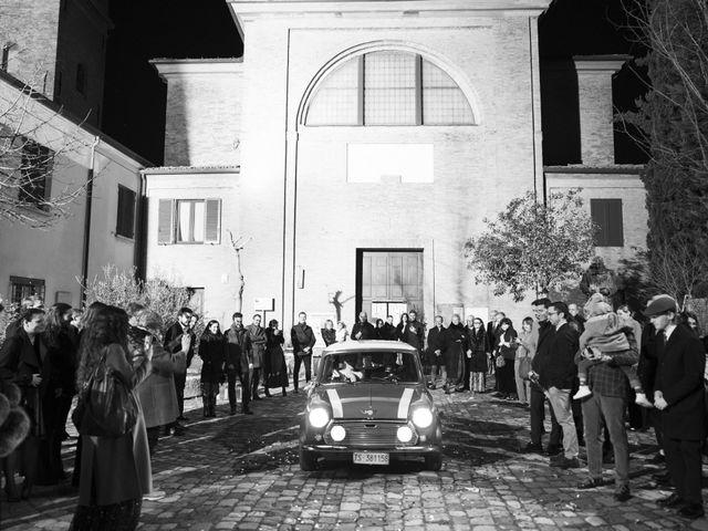 Il matrimonio di Jacopo e Costanza a Poggio Berni, Rimini 17
