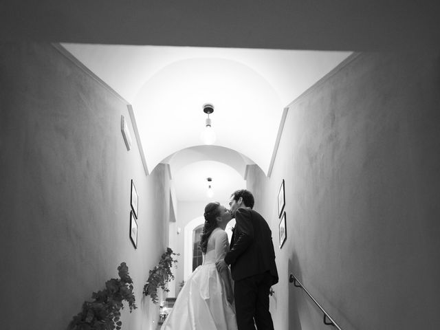 Il matrimonio di Jacopo e Costanza a Poggio Berni, Rimini 18