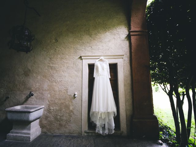 Il matrimonio di Luca e Serena a Medole, Mantova 10