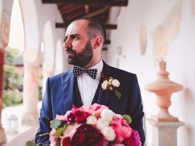 Il matrimonio di Luca e Serena a Medole, Mantova 13