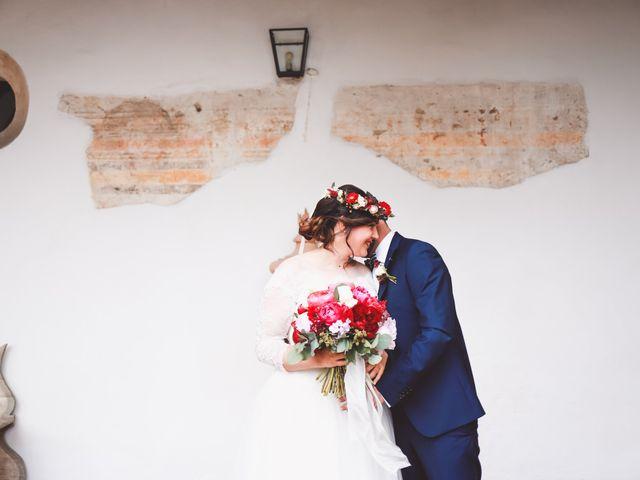 Il matrimonio di Luca e Serena a Medole, Mantova 19