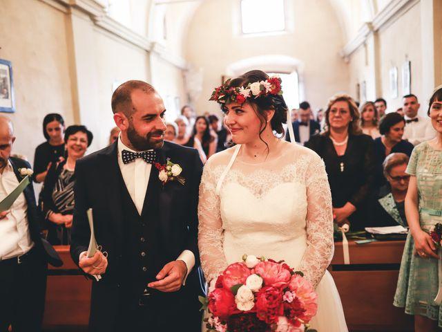 Il matrimonio di Luca e Serena a Medole, Mantova 20