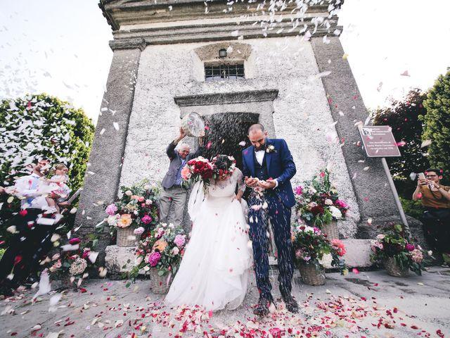 Il matrimonio di Luca e Serena a Medole, Mantova 22