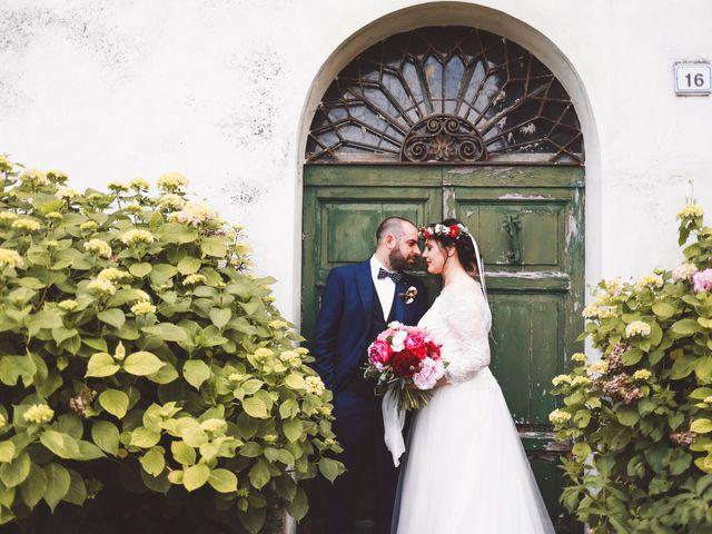 Il matrimonio di Luca e Serena a Medole, Mantova 23