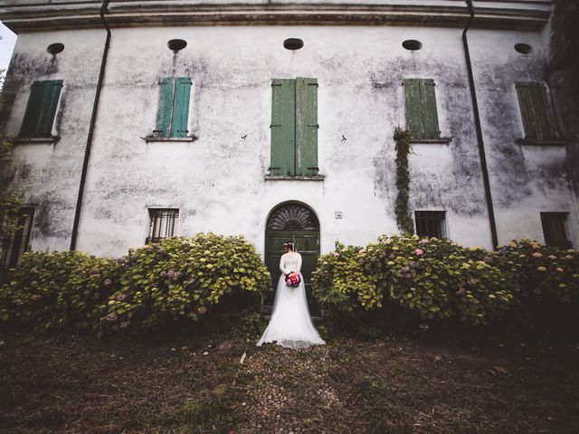 Il matrimonio di Luca e Serena a Medole, Mantova 25