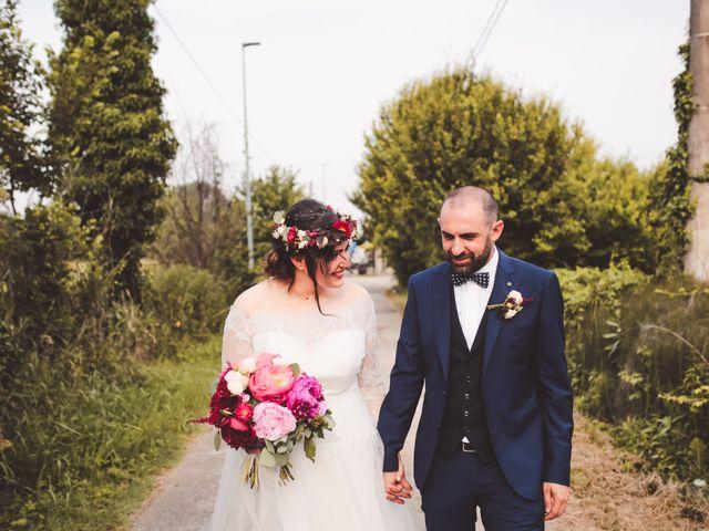 Il matrimonio di Luca e Serena a Medole, Mantova 26