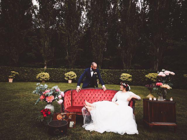 Il matrimonio di Luca e Serena a Medole, Mantova 2